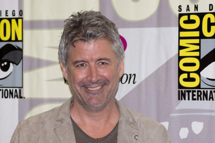 Director Deran Sarafian (photo credit: Courtney Vaudreuil)