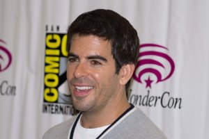 Executive producer Eli Roth (photo credit: Courtney Vaudreuil)