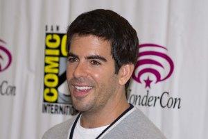 Executive producer Eli Roth (photo credit: Courtney Vaudreuil)
