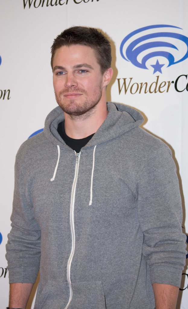 Stephen Amell  (photo credit: Courtney Vaudreuil)