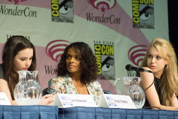 Freya Tingley, Kandyse McClure, Penelope Mitchell (photo credit: Courtney Vaudreuil)