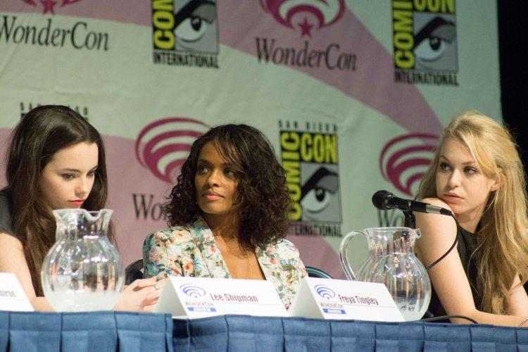 Freya Tingley, Kandyse McClure, Penelope Mitchell (photo credit: Courtney Vaudreuil)