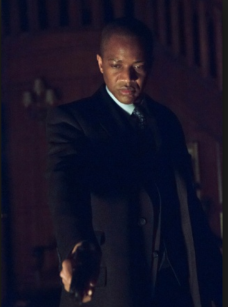 J. August Richards as Mr. Blank