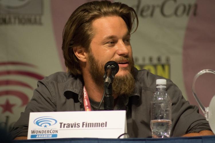 Travis Fimmel  (photo credit: Courtney Vaudreuil)