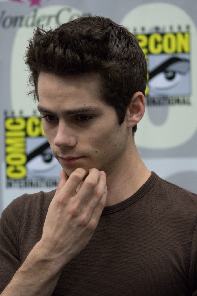 Dylan O'Brien (photo credit: Courtney Vaudreuil)