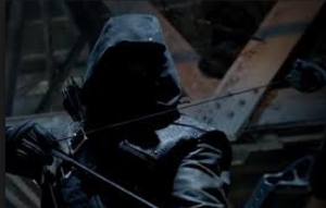 "The Dark Archer in ""Arrow"""