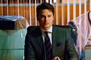 "Malcom Merlyn in ""Arrow"""