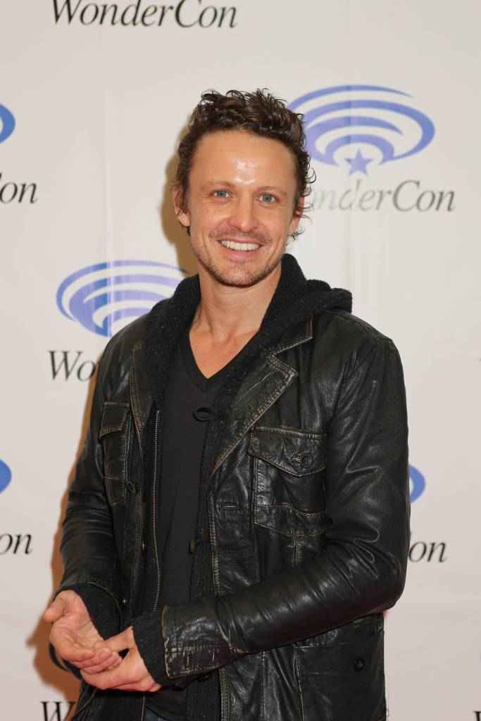 David Lyons (©2013 Warner Bros. Entertainment, Inc. All Rights Reserved.)