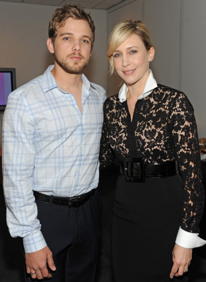 Max Thieriot and Vera Farmiga (photo credit: Kevin Parry Photography)