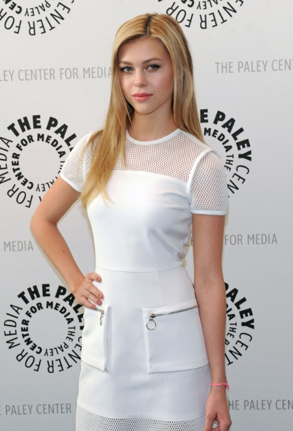 Nicola Peltz (photo credit: Kevin Parry Photography)