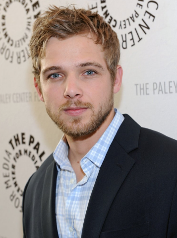 Max Thieriot (photo credit: Kevin Parry Photography)