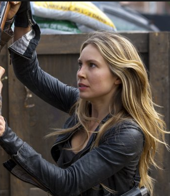 FALLING SKIES: Drew Roy and Sarah Carter Preview Hal's ...