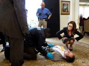 """""""Major Crimes"""" (Photo credit: TNT)"""