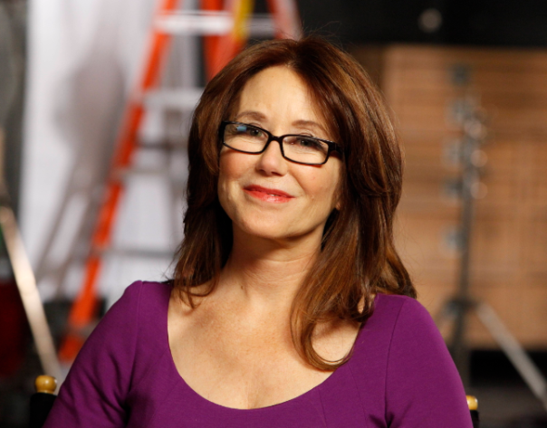 Mary McDonnell (photo credit: Chris Frawley/Warner Bros. International Inc.)