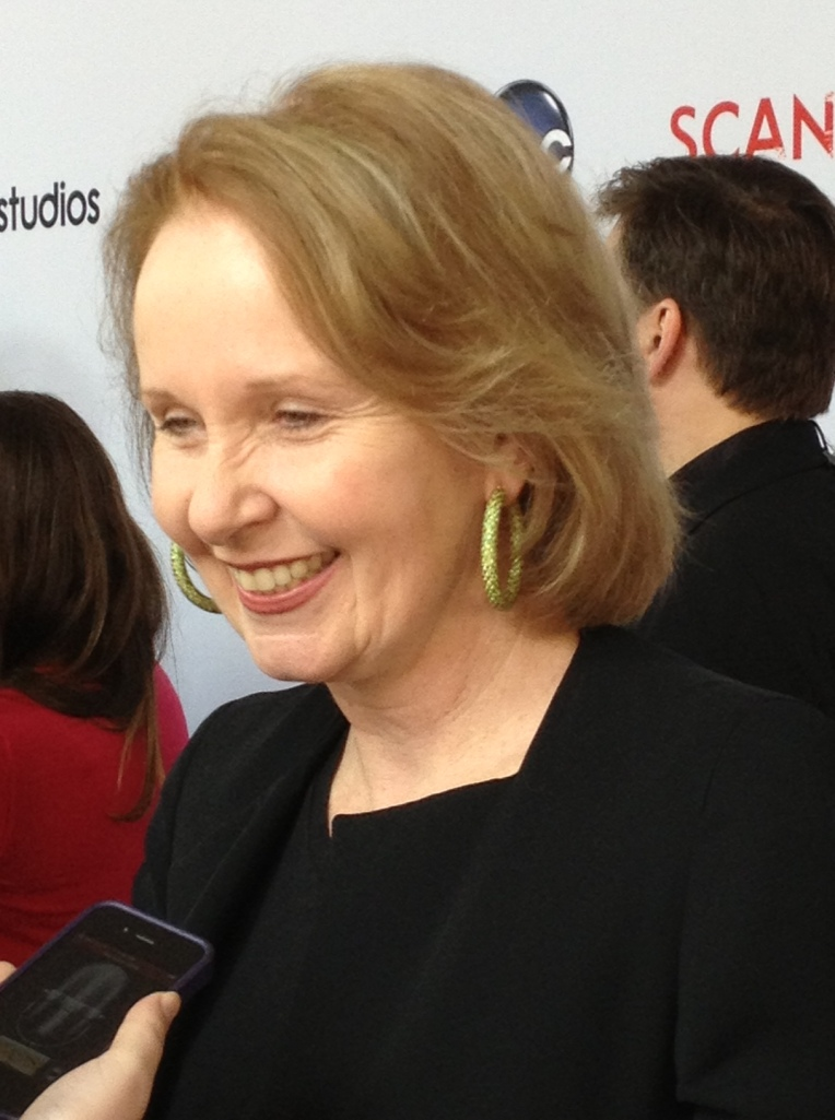 Kate Burton  (photo credit: Tiffany Vogt)
