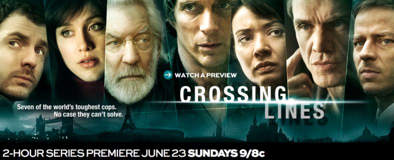 """Crossing Lines"""