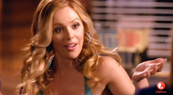 "Old Jane in ""Drop Dead Diva"""