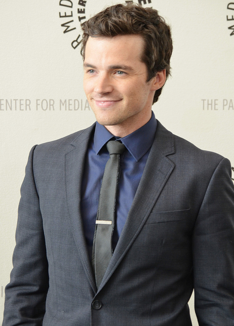 Ian Harding (photo credit: Genevieve Collins)