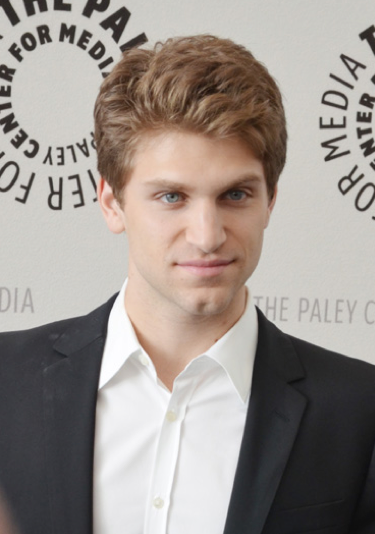 Keegan Allen (photo credit: Genevieve Collins)