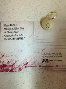 """Bates Motel"" party"