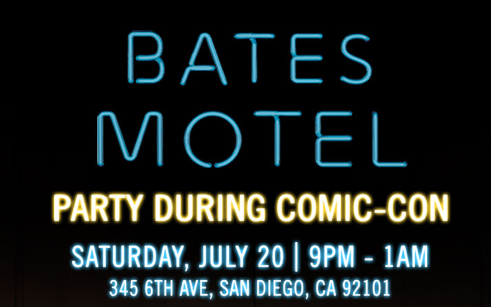"""Bates Motel"""