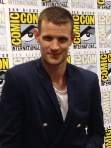 Matt Smith (photo credit: Tiffany Vogt)