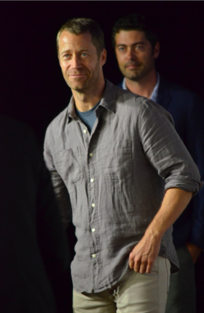 Colin Ferguson and Shawn Piller (photo credit: Genevieve Collins)