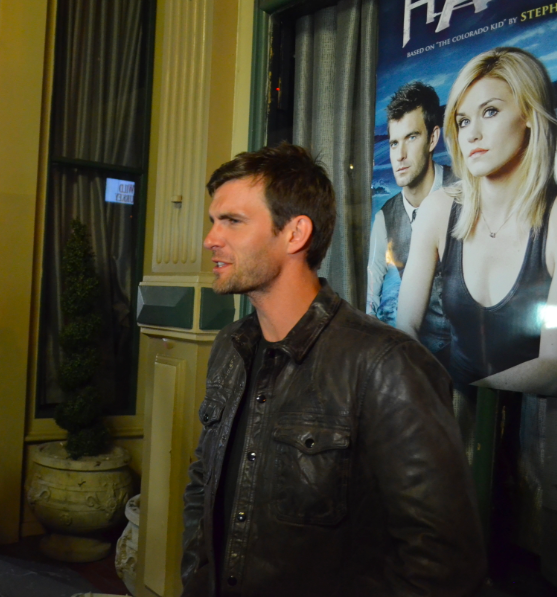 Lucas Bryant (photo credit: Genevieve Collins)