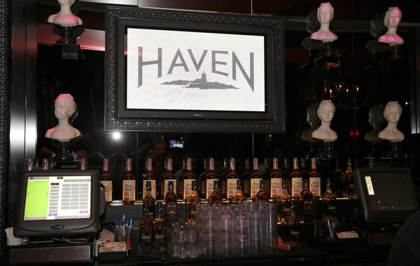 """Haven"" party (Photo credit: Todd Williamson/Invision provided courtesy of eOne)"