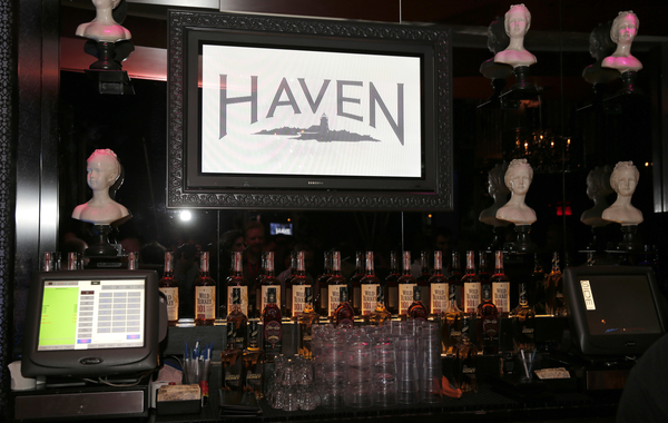 """Haven"" party (Photo credit: Todd Williamson/Invision provided courtesy of eOne)"