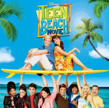 """""""Teen Beach Movie"""""""