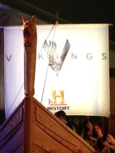 """Vikings"" party"