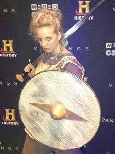"""Vikings"" party"