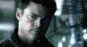 """""""Almost Human"""""""