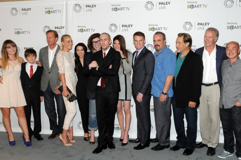 """""""Dexter"""" at Paley Center (photo credit: Kevin Parry)"""