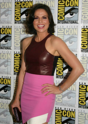 Lana Parrilla (photo credit: Jennifer Schadel)