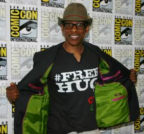 Orlando Jones (photo credit: Jennifer Schadel)