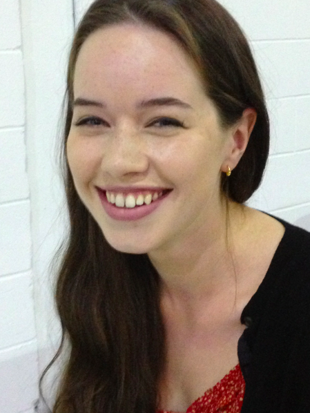 Anna Popplewell (photo credit: Tiffany Vogt)