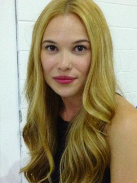 Celina Sinden (photo credit: Tiffany Vogt)