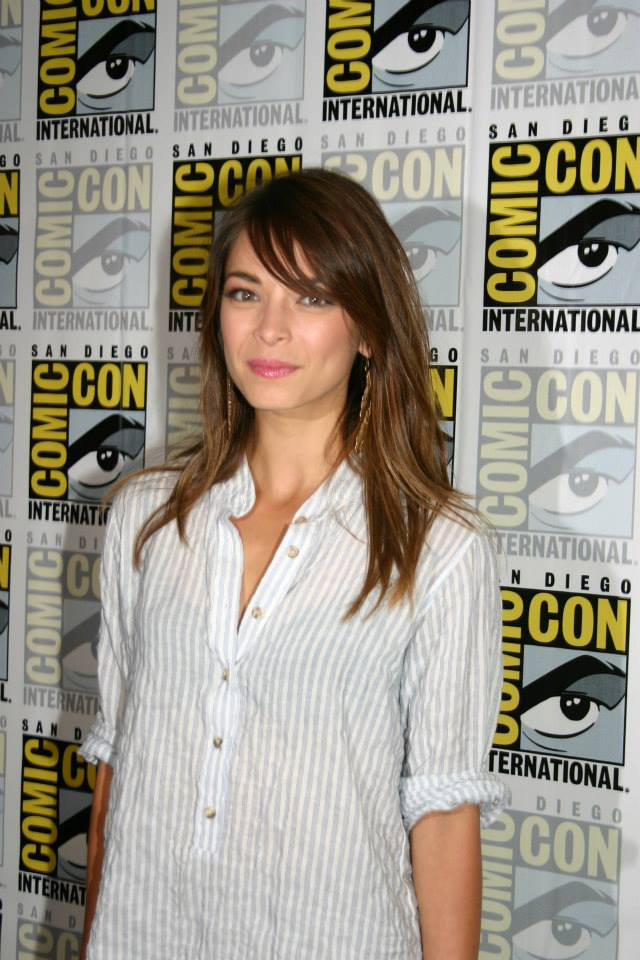 Kristin Kreuk (photo credit: Jennifer Schadel)