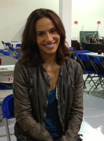 Nina Lisandrello (photo credit: Tiffany Vogt)