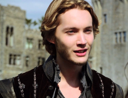 REIGN: Toby Regbo Explains The Tough Decision Facing the ...