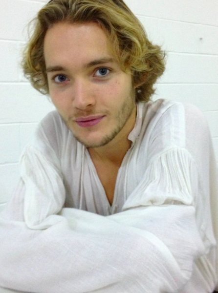 Toby Regbo (photo credit: Tiffany Vogt)