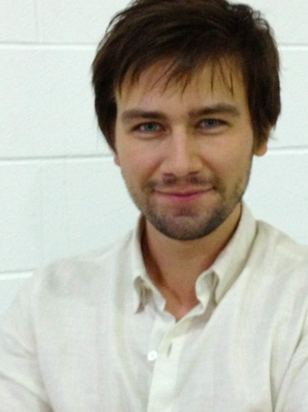 Torrance Coombs (photo credit: Tiffany Vogt)
