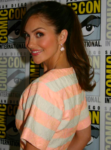 Minka Kelly (photo credit: Jennifer Schadel)
