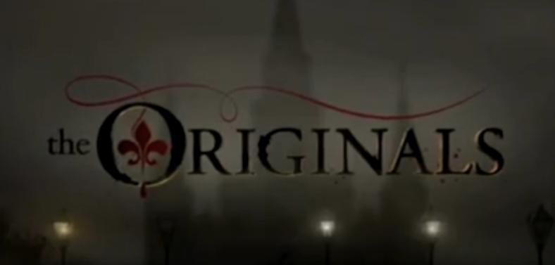 """""""The Originals"""""""