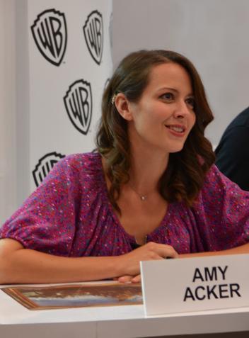 Amy Acker (photo credit: Genevieve Collins)