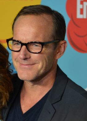 Clark Gregg  (photo credit: Genevieve Collins)