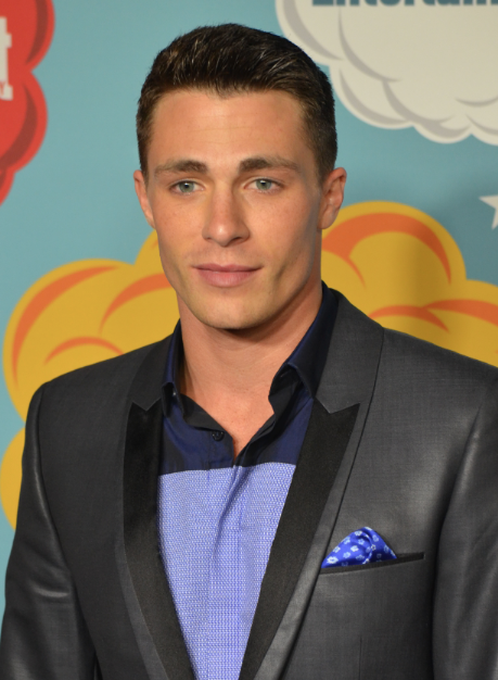 Colton Haynes  (photo credit: Genevieve Collins)