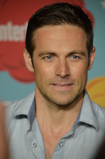dylan bruce arrow